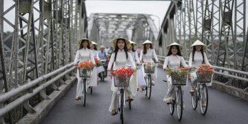 Vẻ bình dị của mùa hè Huế